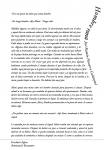 Maquetación de Página impar de Capítulo del Libro del I Concurso de Cuentos de Agua