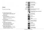 Maquetación de páginas de Jurado e índice del libro