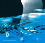 Diseño de contraportada libro I concurso cuentos de agua