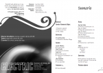 Maquetación revista Siwsiwez nº 1 (Sumario)