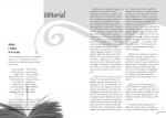 Maquetación del Editorial de la revista Siwsiwez nº 2